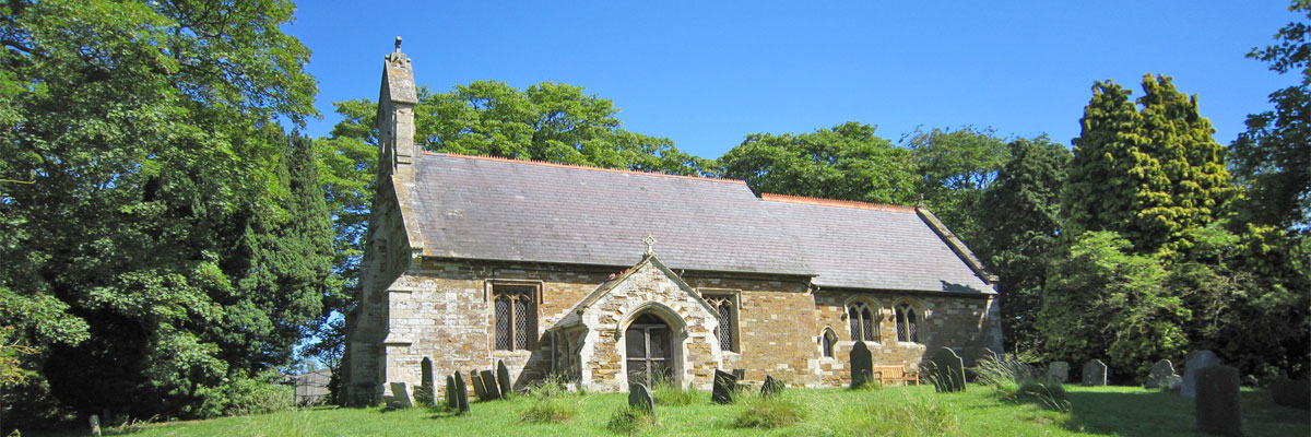 Glooston Church